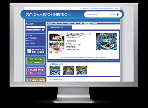 game connection website